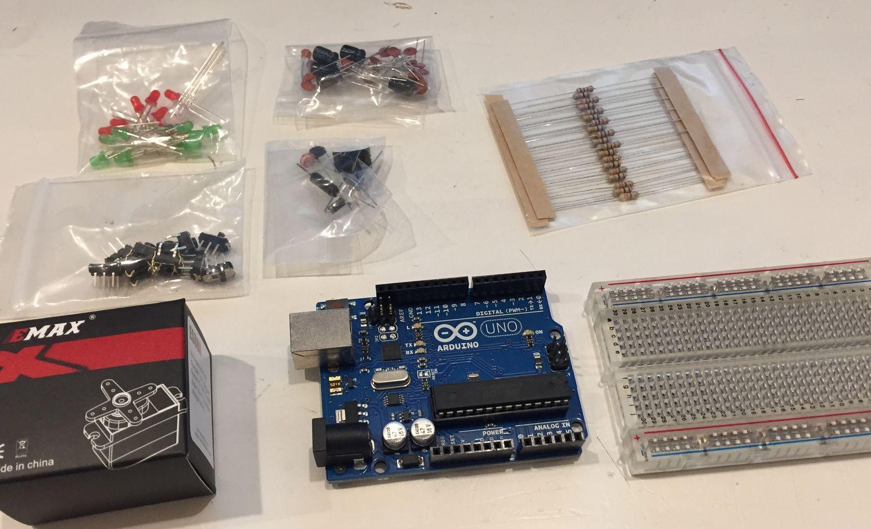 arduino-sidekick-kit